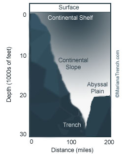 The Mariana Trench - Oceanography